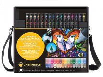 Набор маркеров Chameleon Color Tones Pen Packs 30 штук